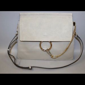 CHLOE' Faye Shoulder Bag